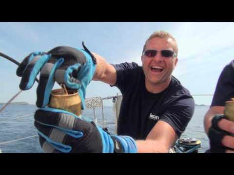Stavební Regatta 2013 - EBM sailing team (HD)
