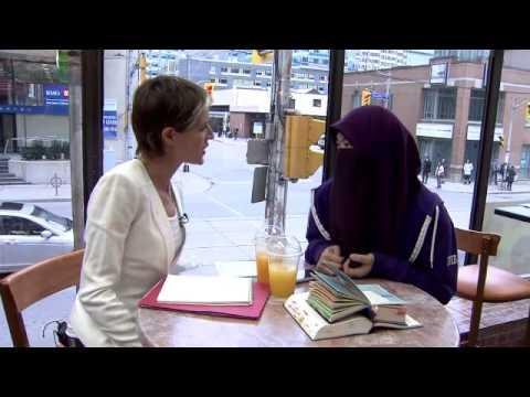 Malaysian Student and Her Niqab