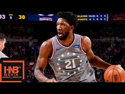Philadelphia Sixers vs Charlotte Hornets Full Game Highlights | 11.09.2018, NBA Season