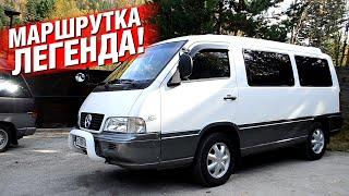Уникальный Микроавтобус!  Ссанг Йонг Истана [ SsangYong Istana ]
