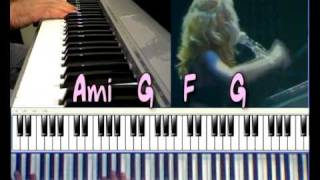 Lady Gaga Speechless Chord Video