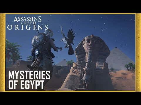 Assassin's Creed Origins: E3 2017 Mysteries of Egypt Trailer