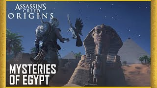 Assassin's Creed Origins: E3 2017 Mysteries of Egypt Trailer | Ubisoft [NA]