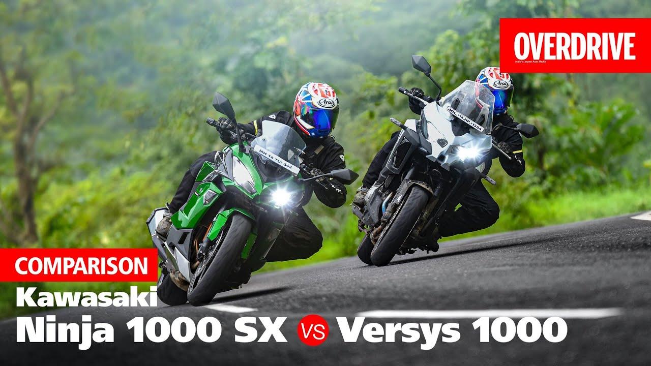 video Kawasaki Versys 1000