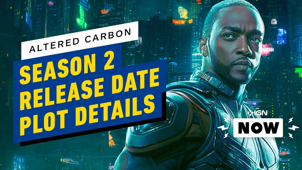 Altered Carbon Has Been Re Sleeved Welcome To The Season 2 Teaser Trailer Sparklyprettybriiiight