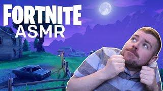 ASMR Playing Fortnite - ASMR Hiding Challenge!