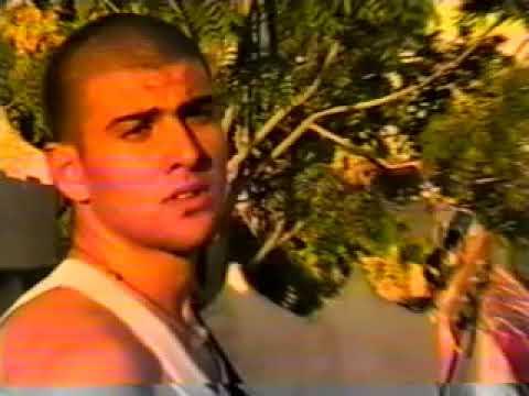 حفلة روك بالشميساني في عمّان الاردن ٢٠٠٠/٠٧/١٥ Jordanian Rock Concert from the year 2000