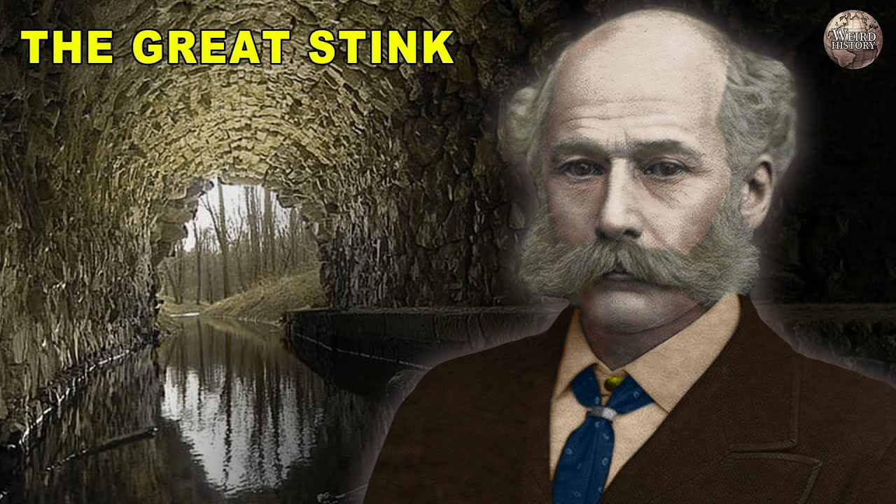 Smelly Facts About London's The Great Stink of 1858