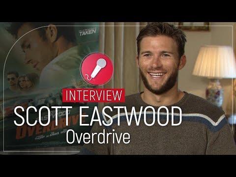 [Interview] Scott Eastwood : pour Overdrive, il livre ses souvenirs en bagnolle