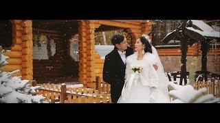 Красивая свадьба в Казахстане
