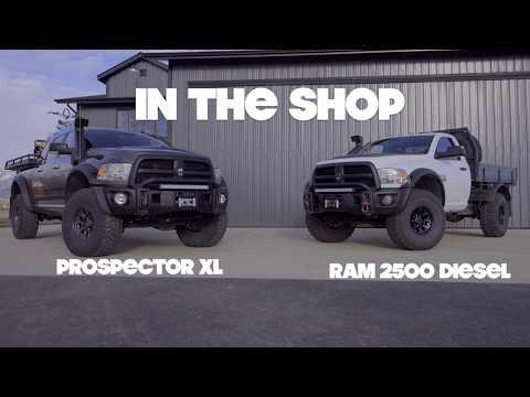 """In the Shop"" 03 : Dave Harriton's Prospector"