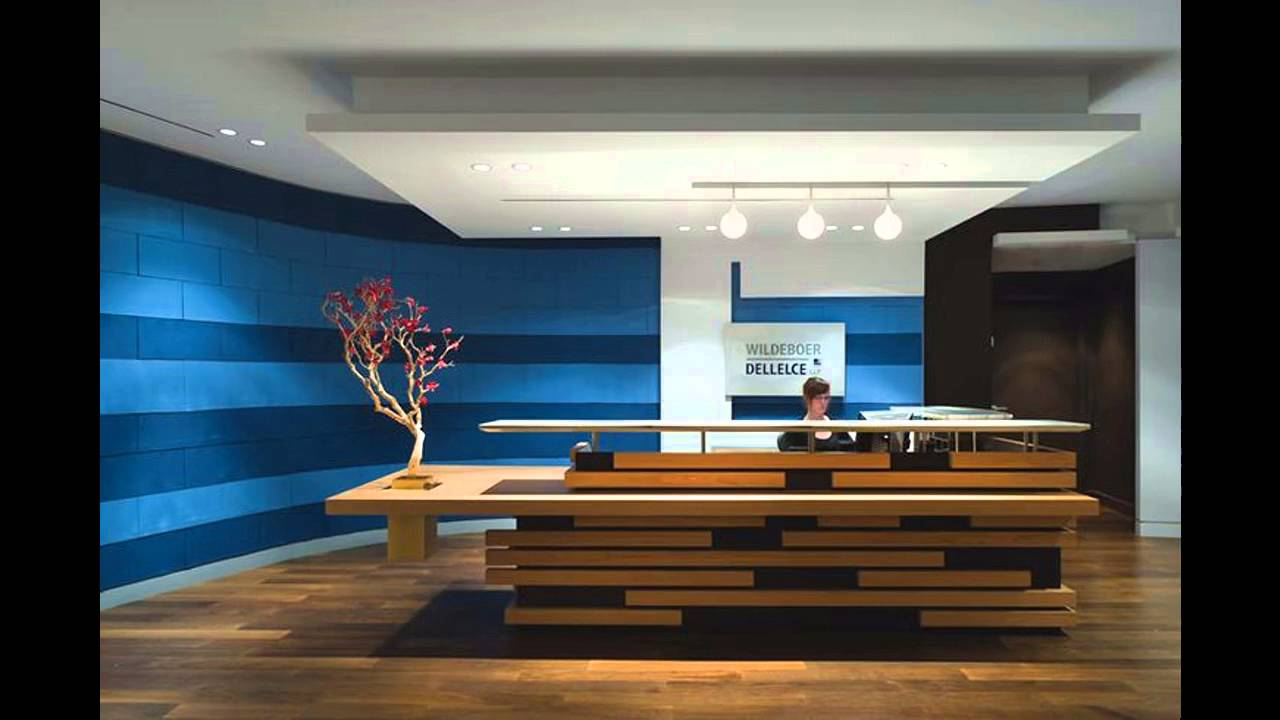 Reception Office Design Ideas Youtube