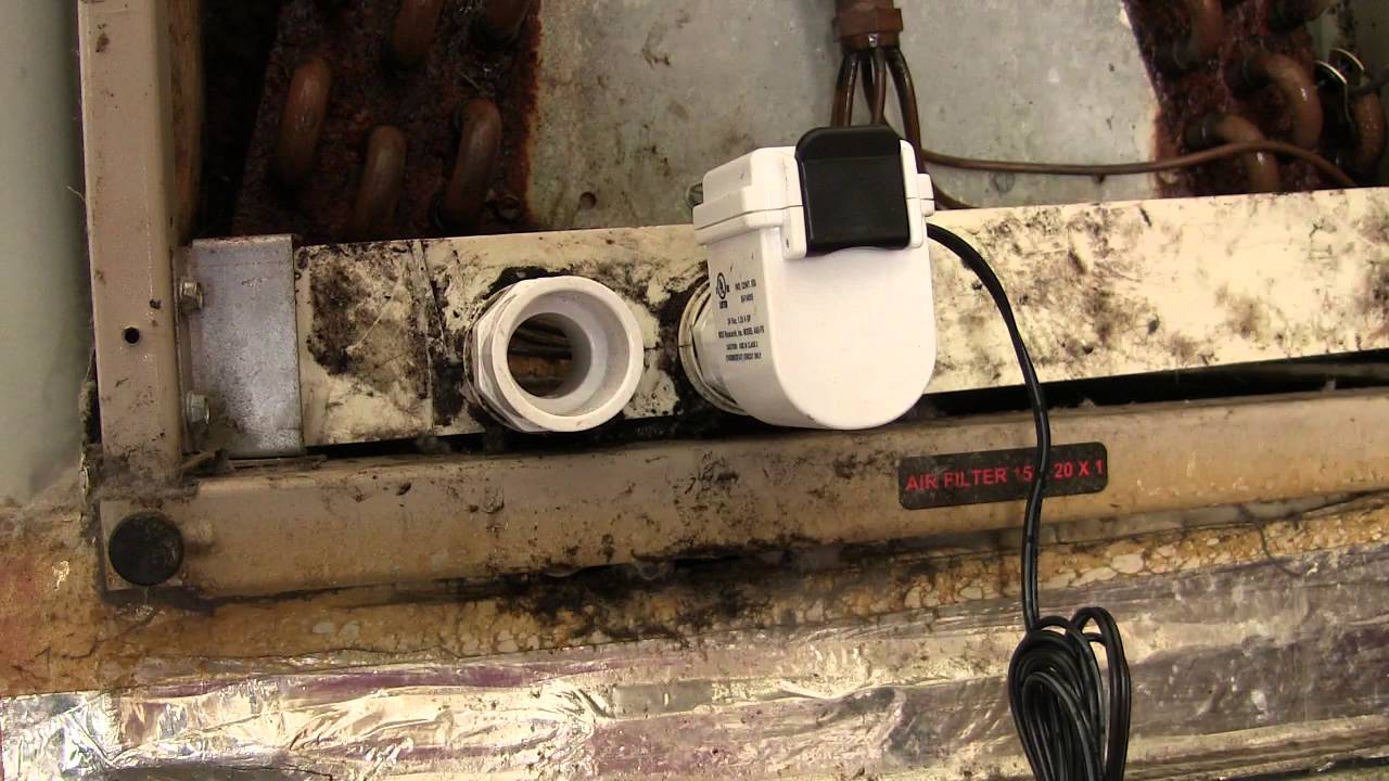 Hvac Msd Aa2 Fs Condensate Overflow Switch Youtube