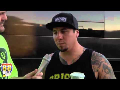 Interview with Sonny Sandoval of POD, talks Katy Perry, new album, faithful fans