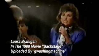 Laura Branigan So Lost Without Your Love In The Movie Backstage 1988.mp3