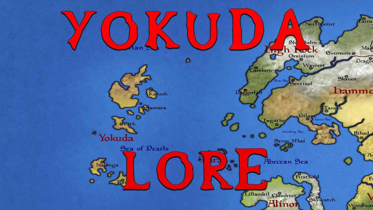 Elder Scrolls Lore