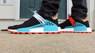 Adidas Human Race Core black