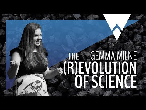 The (R)Evolution of Science - Gemma Milne - WestVisions #03