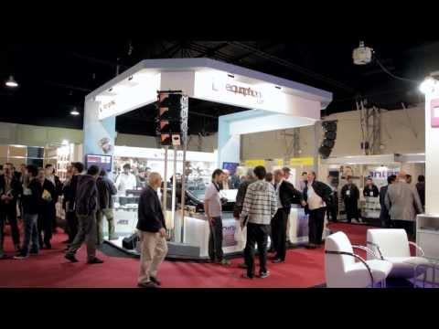 Equaphon en CAPER 2013 presentando ARX