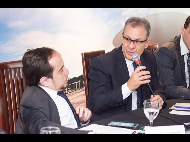 1º CAFÉ TEMÁTICO COM O MINISTRO BENTO ALBUQUERQUE