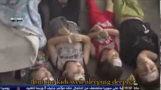 """""""Slaughtering bloodlessly"""" The massacre of chemical gas in Damascus- Documentary Film"""