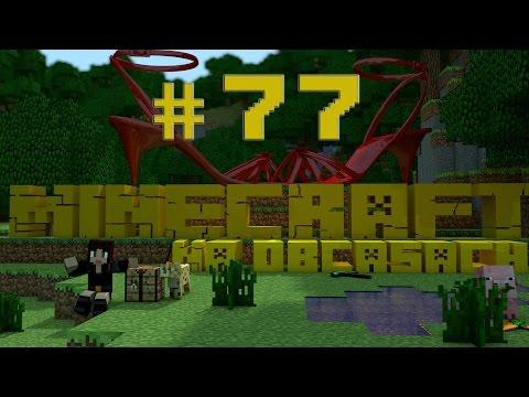 Minecraft na obcasach - Sezon II #77 - Stacja metra na lodowcu ...
