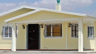 Çelik Ev | Çelik Konstrüksiyon Ev | Çelik Ev Modelleri | Çelik Ev Tasarımları | Hazır Evler