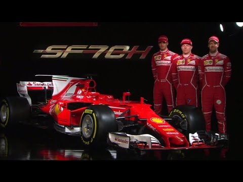 f1 2017 the launch of the ferrari sf70h youtube. Black Bedroom Furniture Sets. Home Design Ideas