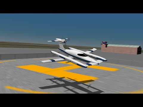 Airbus Patent For Unusual Aircraft With Vertical Takeoff and Landing