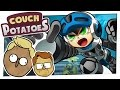 Mighty No. 9 - Is That A FACECAM?! - PART 1 - Couch Potatoes
