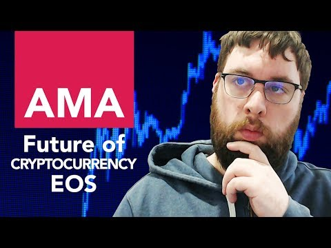 OhHeyMatty AMA Future Of Cryptocurrency EOS ethereum analysi