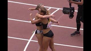 女子400m セイコーゴールデングランプリ陸上 2018.5.20 大阪/長居/SWIETY-ERSETIC Justyna