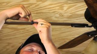 How to Get Rid of the Humming Sound in a Ceiling Fan : Ceiling Fan Projects
