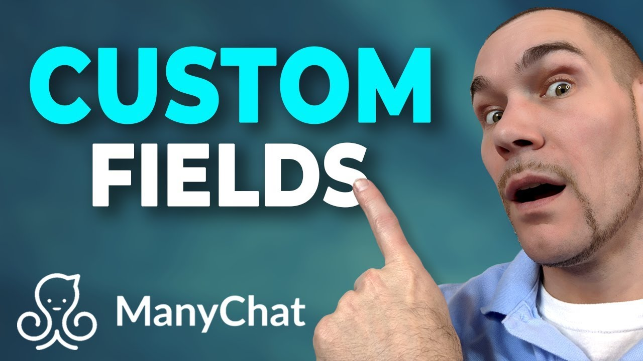 Loading a ManyChat Custom Field In a Growth Tool Widget From First Click