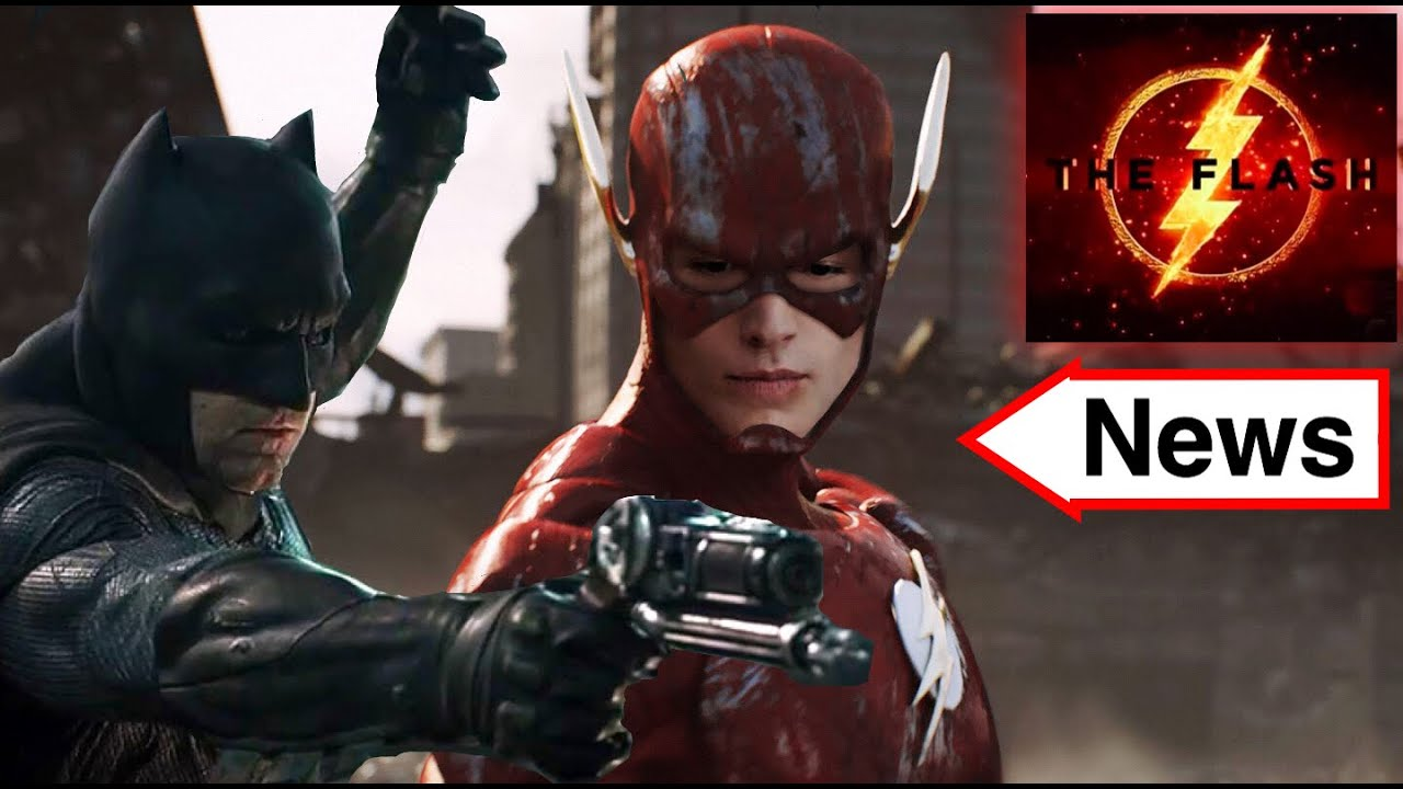 Justice League Movie - The Flash and Bruce Wayne Scene Description | Costume Details and More  sc 1 st  YouTube & Justice League Movie - The Flash and Bruce Wayne Scene Description ...