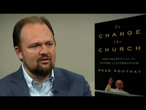 """""""To Change the Church"""" offers critical look at Pope Francis' leadership"""