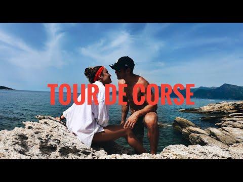 HIKING travel DISCOVER & LOVE // VLOG #3 Tour de CORSE