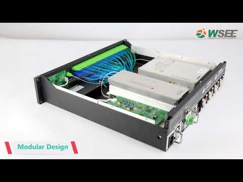 WSEE High Power EDFA ( CATV Equipments)