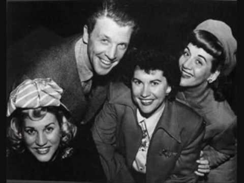 The Andrews Sisters - Oh Johnny, Oh Johnny