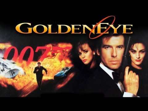 GoldenEye -- Review #JPMN