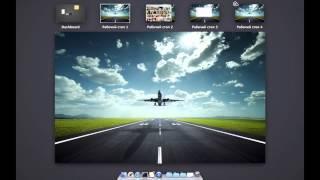 Делаем много рабочих столов в Mac OS X