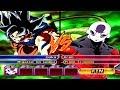 GOKU INSTINTO SUPERIOR VS JIREN ! - DRAGON BALL BUDOKAI TENKAICHI 3