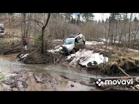 W163 Мерседес МЛ оффроад, легкая Покатушка , продолжение самоизоляции👍