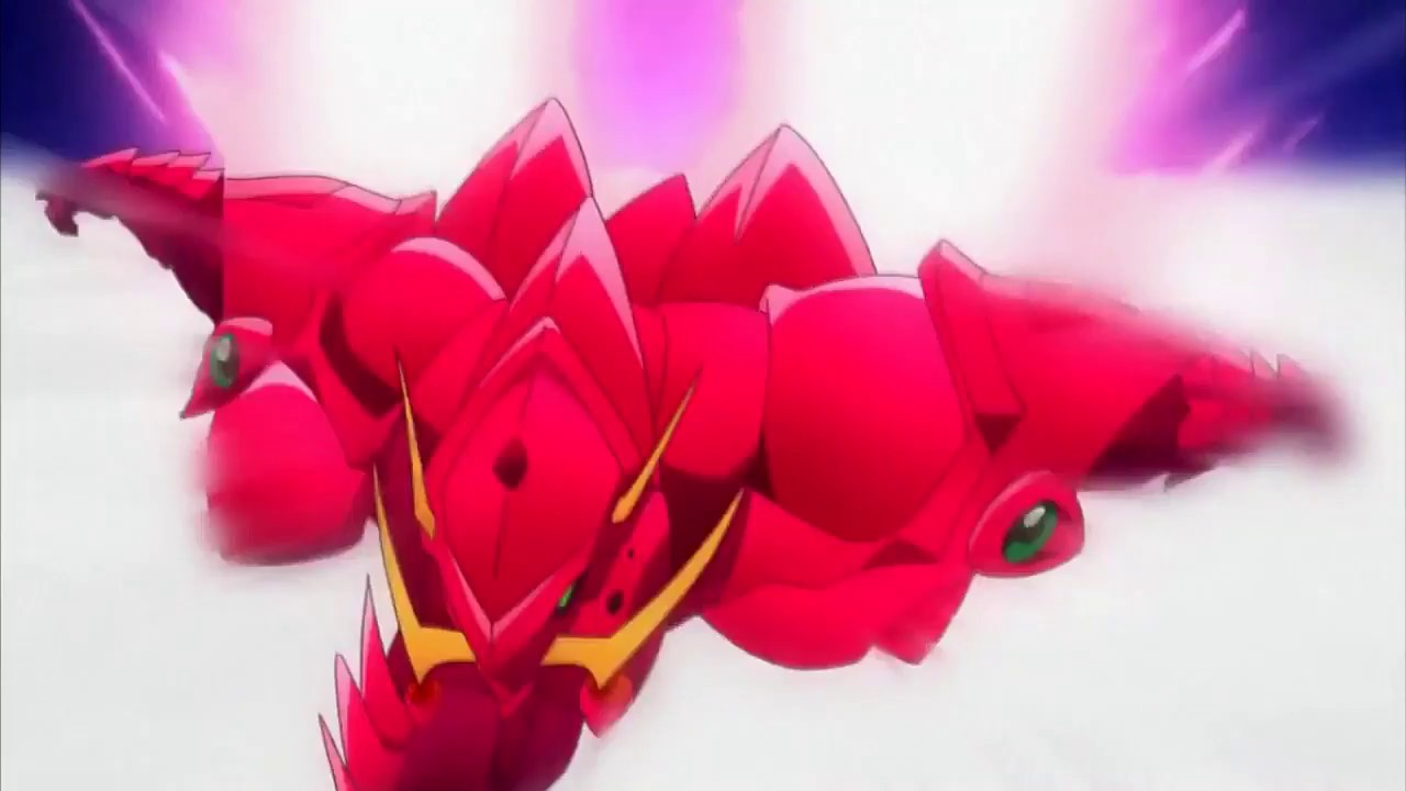 The Shadow Dragon, Black Dragon emperor  ( High School DxD X