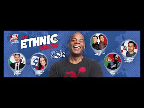 Just For Laughs: The Ethnic Show