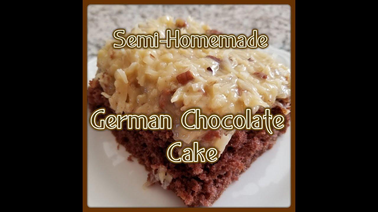 how to make german chocolate