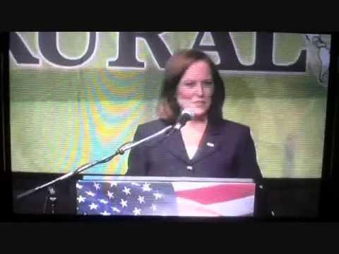Deb Fischer SLAMS Bob Kerrey - Nebraska Senate Debate