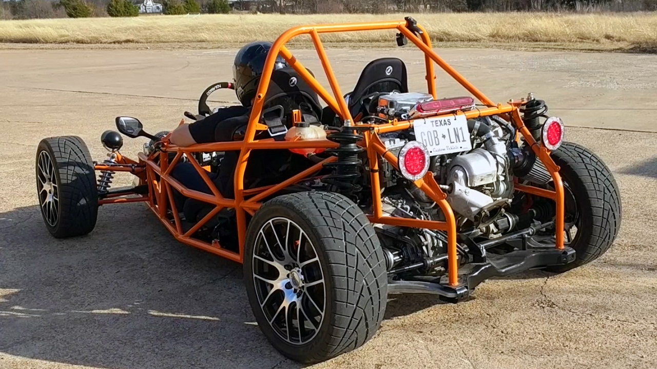 Df Kit Car >> Df Goblin Turbo 09 Cobalt Ss Donor Stock Lnf