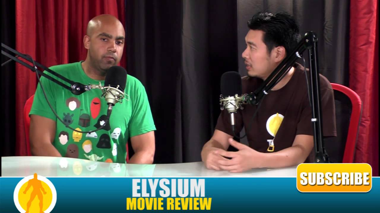 "ELYSIUM Movie Review ""Does It Live Up To The High"