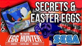 Sonic CD Secrets & Easter Eggs - The Easter Egg Hunter